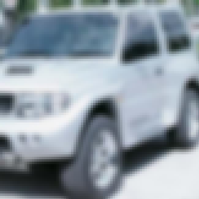 1999 Mitsubishi Montero Sport ... is listed (or ranked) 4 on the list List of Popular Mitsubishi SUV 4WDs