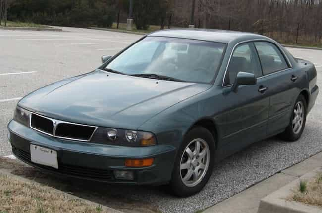 2000 Mitsubishi Diamante is listed (or ranked) 3 on the list List of 2000 Mitsubishis
