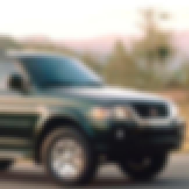 2000 Mitsubishi Nativa SUV 2WD is listed (or ranked) 2 on the list List of Popular Mitsubishi SUV 2WDs