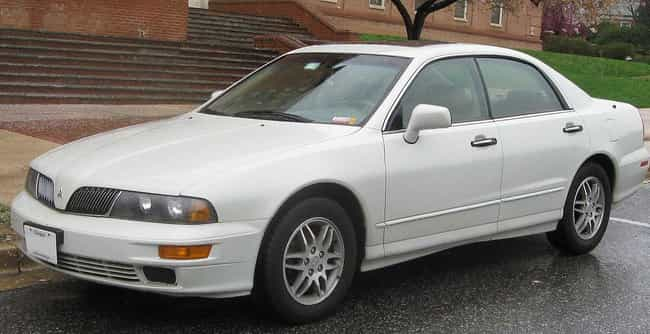 2002 Mitsubishi Diamante is listed (or ranked) 1 on the list List of 2002 Mitsubishis