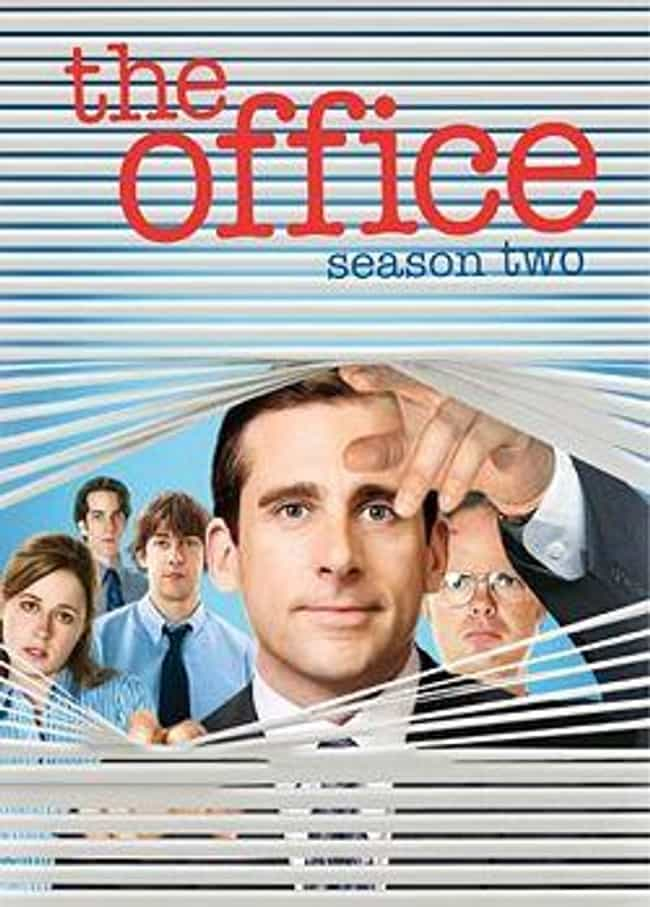 The Office (US TV series) seas... is listed (or ranked) 3 on the list The Best Seasons of The Office