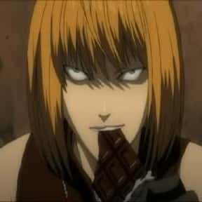 Mello is listed (or ranked) 8 on the list The Best Death Note Characters