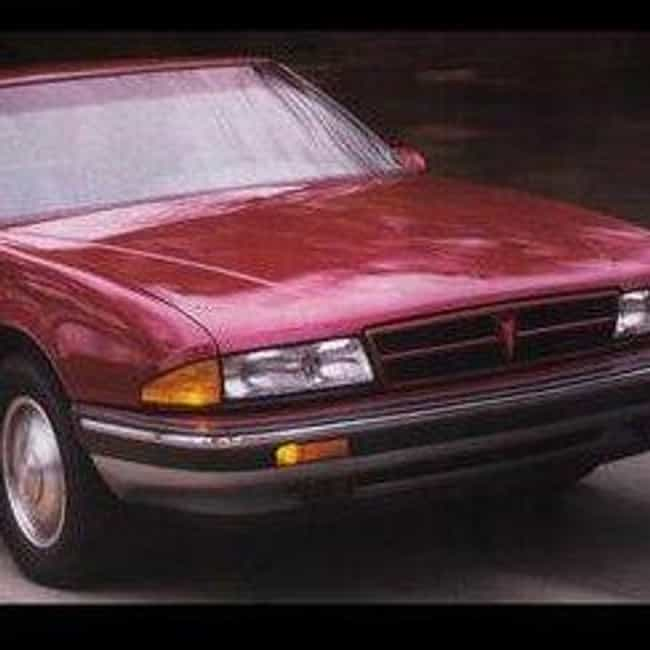 1987 Pontiac Bonneville ... is listed (or ranked) 4 on the list List of Popular Pontiac Bonnevilles