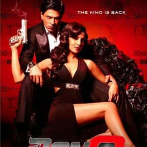 Don 2 is listed (or ranked) 19 on the list The Best Shah Rukh Khan Movies