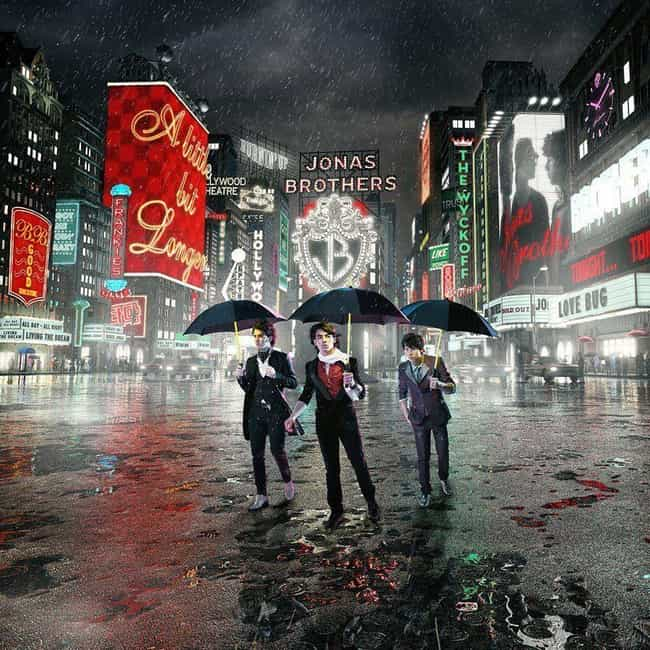 A Little Bit Longer is listed (or ranked) 1 on the list The Best Jonas Brothers Albums of All-Time