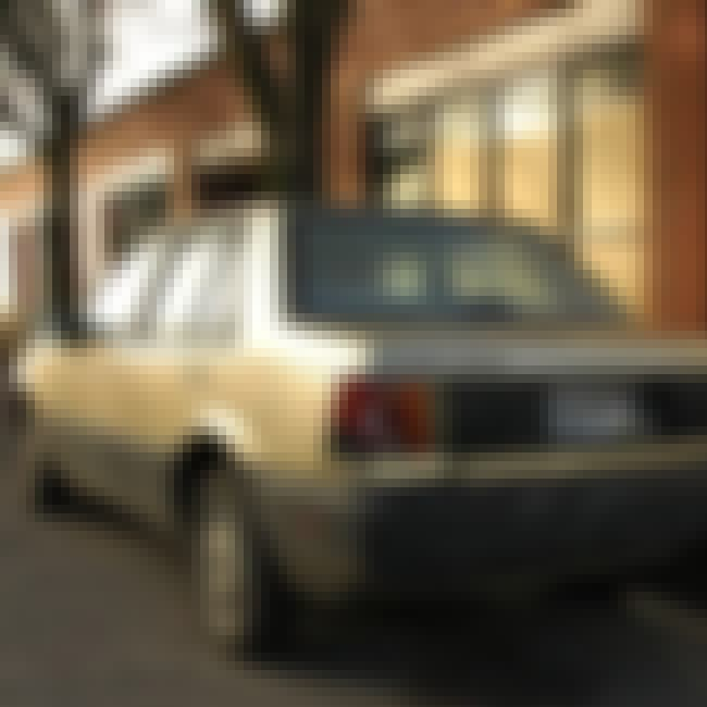 1986 Pontiac Sunburst Sedan is listed (or ranked) 2 on the list List of Popular Isuzu Geminis