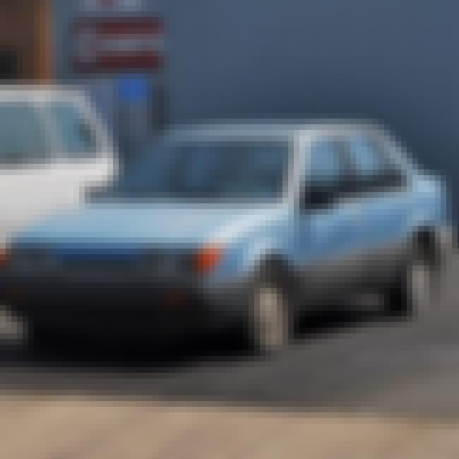 1988 Pontiac Sunburst Sedan is listed (or ranked) 1 on the list The Best Isuzu Geminis of All Time
