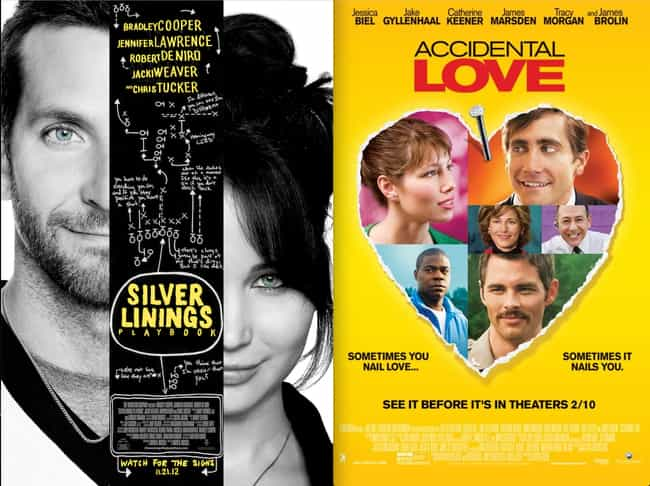 Accidental Love is listed (or ranked) 4 on the list 21 Surprisingly Bad Movies Directed by Good Directors