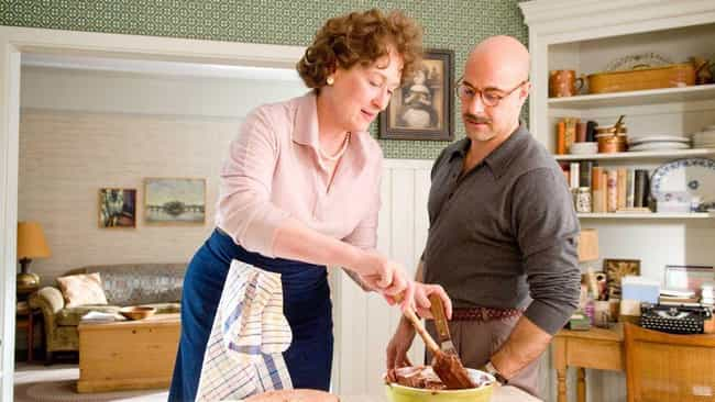Julie & Julia is listed (or ranked) 3 on the list 15 Good Netflix Movies For Seniors You Can Watch With Your Grandparents
