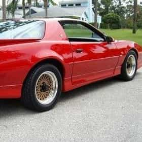1989 Pontiac Firebird Trans Am
