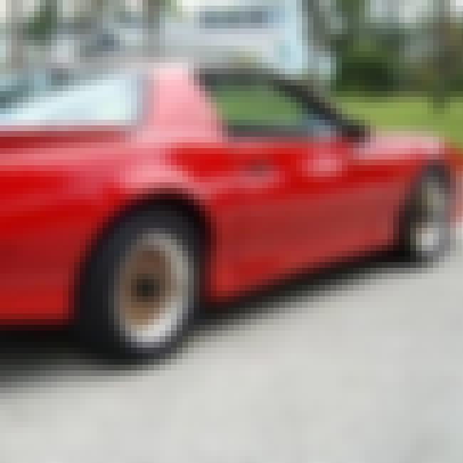 1989 Pontiac Firebird Trans Am is listed (or ranked) 4 on the list List of Popular Liftbacks