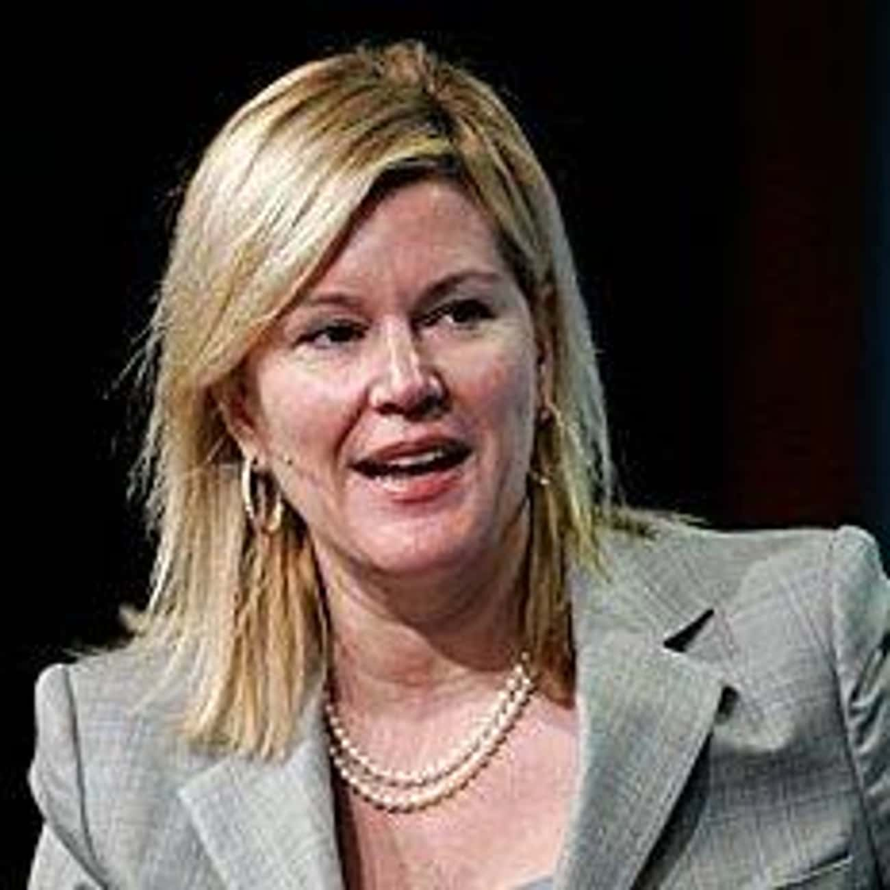 Meredith Whitney is listed (or ranked) 1 on the list List of Famous Financial Analysts