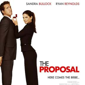 The Proposal is listed (or ranked) 5 on the list The Greatest Romantic Comedies Of All Time