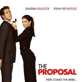 The Proposal is listed (or ranked) 4 on the list The Best Ryan Reynolds Movies