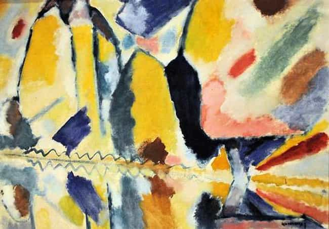 Autumn II is listed (or ranked) 1 on the list Famous Wassily Kandinsky Paintings