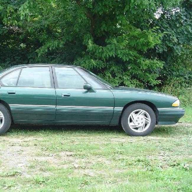 1993 Pontiac Bonneville ... is listed (or ranked) 1 on the list List of 1993 Pontiacs