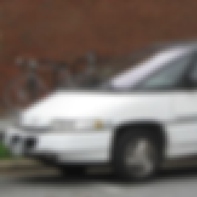 1993 Pontiac Trans Sport is listed (or ranked) 4 on the list List of Popular Pontiac Minivans