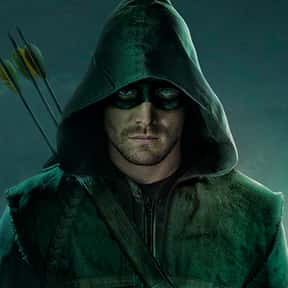 Green Arrow is listed (or ranked) 1 on the list The Coolest Characters from CW's Arrow