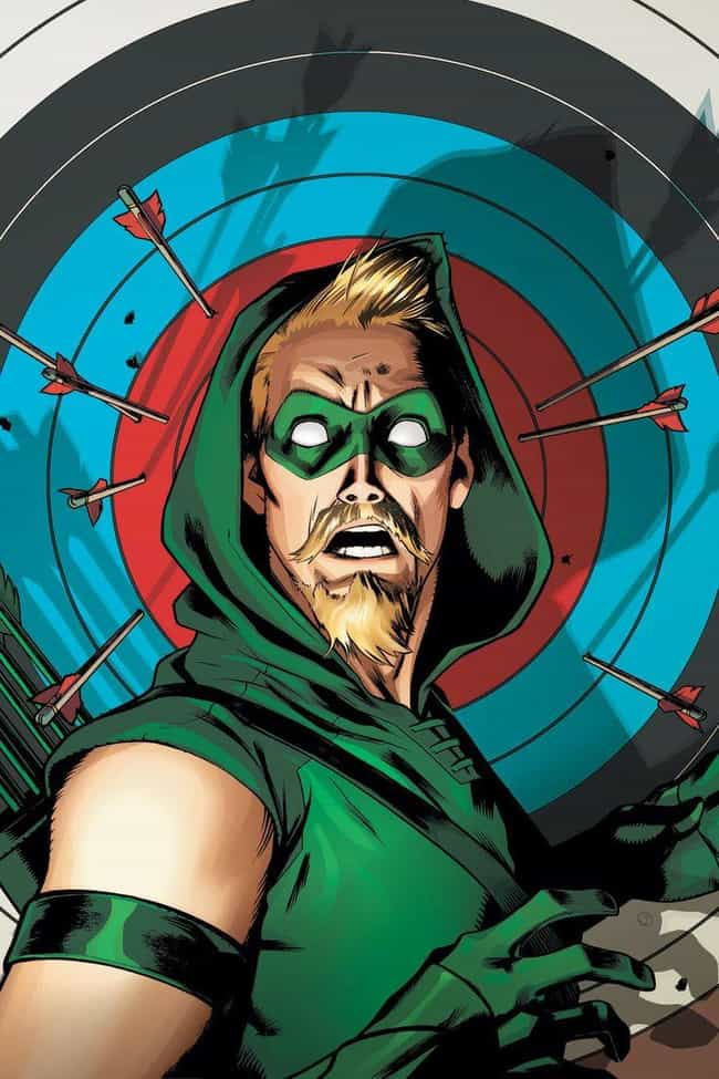 Green Arrow is listed (or ranked) 3 on the list The Best Facial Hair in Comics & Superheroes with Beards