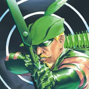 Green Arrow is listed (or ranked) 25 on the list Comic Book Characters We Want to See on Film