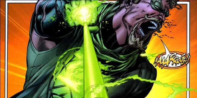 Green Arrow is listed (or ranked) 3 on the list Every Non-Green Lantern Hero Or Villain Who Has Worn A Power Ring In The DC Universe