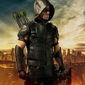 Green Arrow is listed (or ranked) 16 on the list The Most Hardcore Current TV Characters