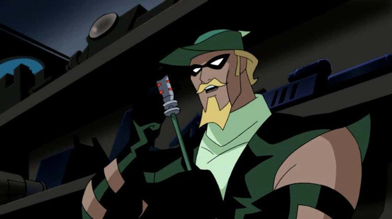 Aries:  Green Arrow