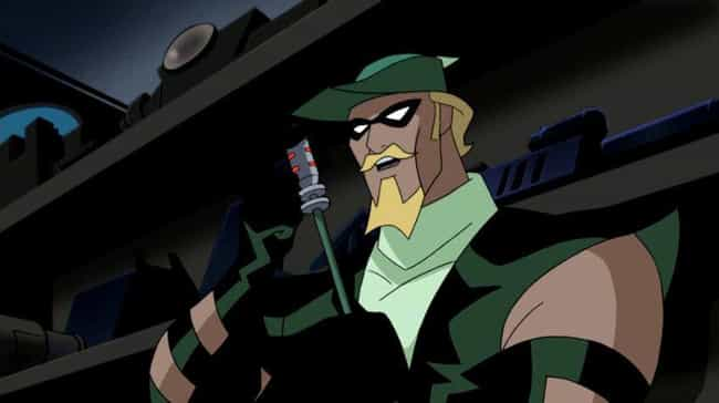 Green Arrow is listed (or ranked) 1 on the list Which Justice League Member Are You Based On Your Zodiac?