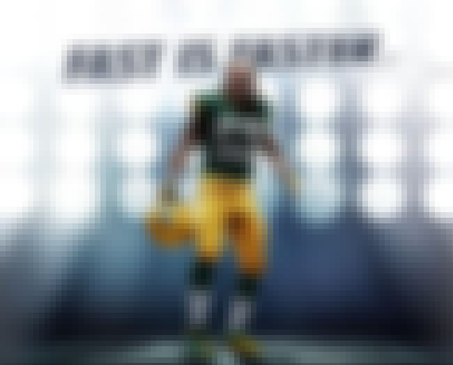 Green Bay Packers is listed (or ranked) 3 on the list The Best Uniforms In The NFL