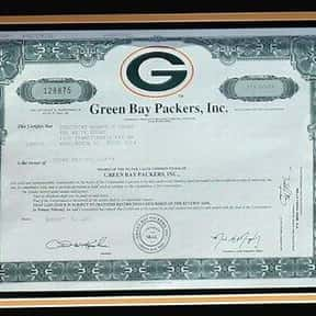 Green Bay Packers, Inc. is listed (or ranked) 3 on the list The Best Current NFL Team Owners