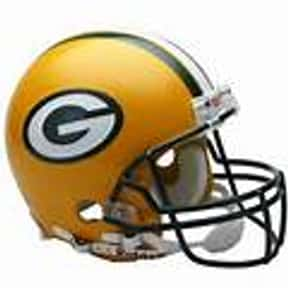 Packers is listed (or ranked) 13 on the list The Best Current NFL Helmets