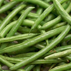 Green Beans is listed (or ranked) 10 on the list The Most Delicious Thanksgiving Side Dishes