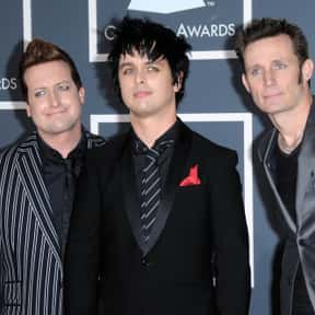 Green Day is listed (or ranked) 4 on the list The Best Bands Like My Chemical Romance