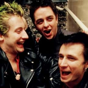 Green Day is listed (or ranked) 11 on the list The Greatest Musical Artists of the '90s