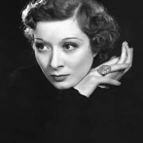 Greer Garson is listed (or ranked) 7 on the list Famous University Of London Alumni