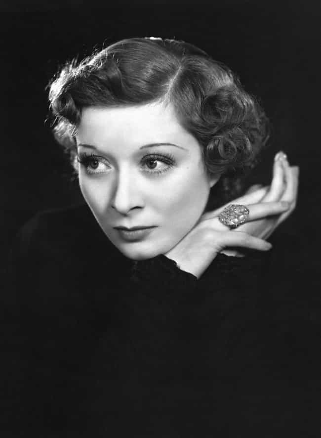 Greer Garson is listed (or ranked) 4 on the list Famous People Born in 1904