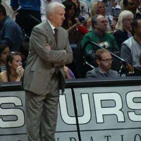 Gregg Popovich is listed (or ranked) 1 on the list The All Time Greatest NBA Coaches