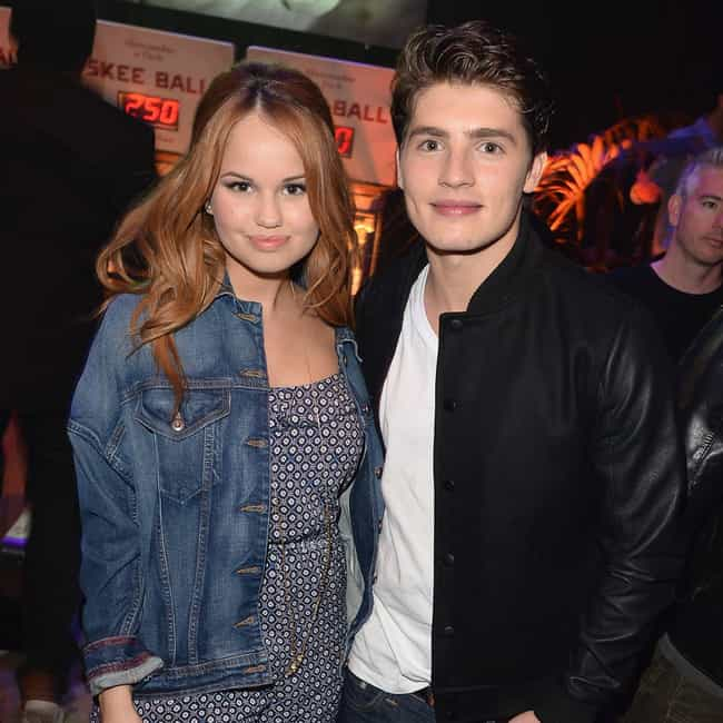 Gregg Sulkin is listed (or ranked) 4 on the list Debby Ryan Loves and Hookups