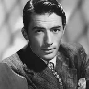Gregory Peck is listed (or ranked) 11 on the list The Greatest Male Celebrity Role Models