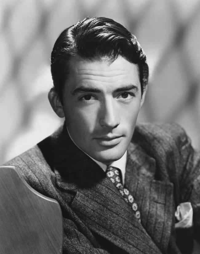 Gregory Peck is listed (or ranked) 4 on the list Men Who Barbara Payton Has Dated