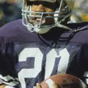 Greg Lewis is listed (or ranked) 24 on the list The Best College Running Backs of the 1990s