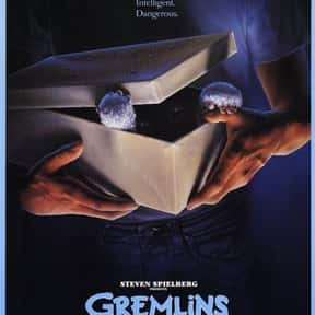 Gremlins is listed (or ranked) 11 on the list The Greatest Teen Movies of the 1980s