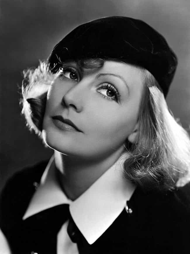 Greta Garbo is listed (or ranked) 3 on the list 30 Actresses You Didn't Know Are Bisexual