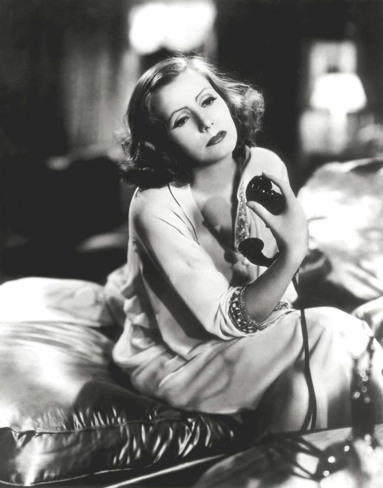 "Greta Garbo is listed (or ranked) 1 on the list People Named in Madonna's ""Vogue"""