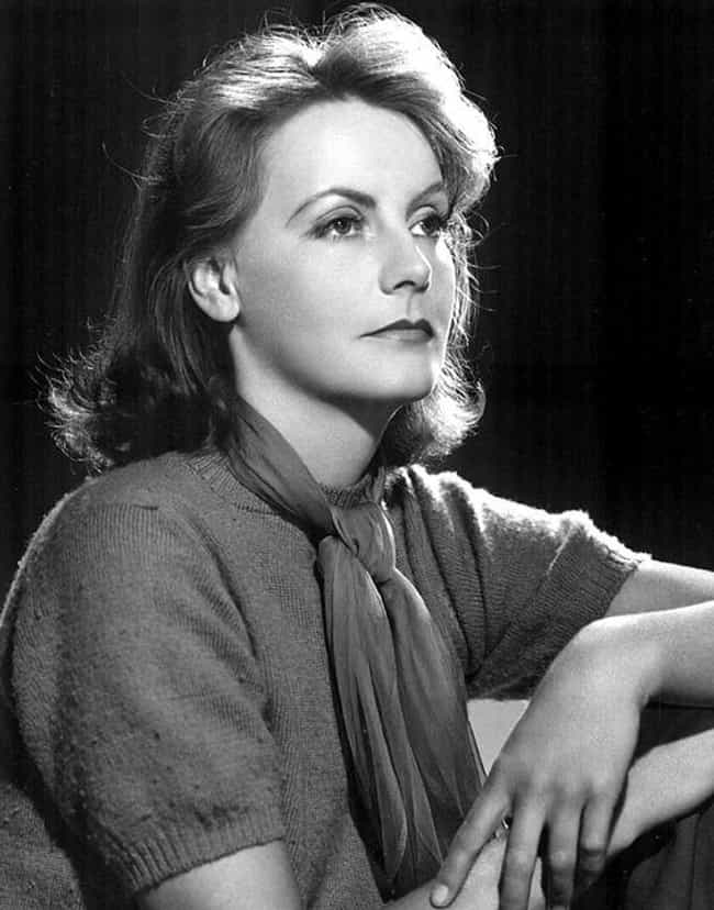 Greta Garbo is listed (or ranked) 4 on the list The Most Stunning Swedish Actresses