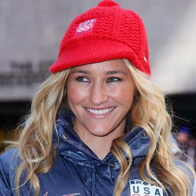 Gretchen Bleiler is listed (or ranked) 4 on the list Famous Female Snowboarders