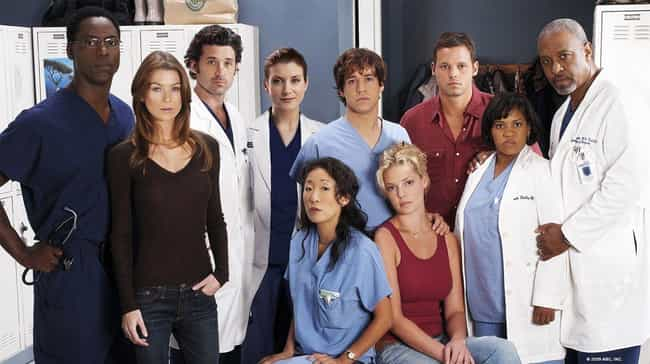Grey's Anatomy is listed (or ranked) 4 on the list A Guide to All the Behind-the-Scenes Drama on Your Favorite TV Shows