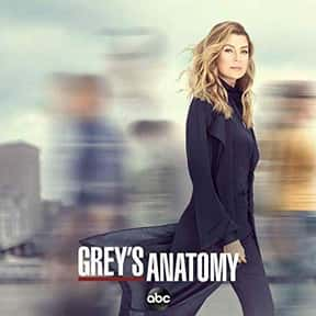 Grey's Anatomy is listed (or ranked) 4 on the list The Best Medical TV Shows Airing Now