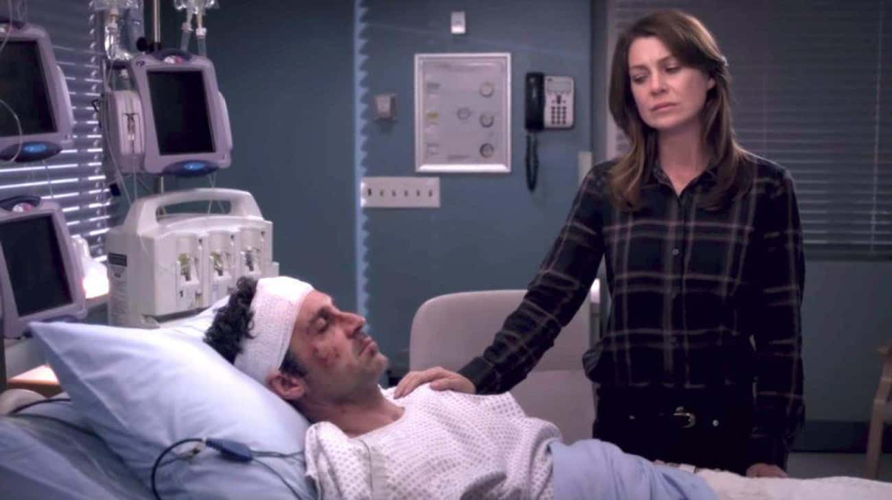 Grey's Anatomy is listed (or ranked) 4 on the list TV Shows That Essentially Exist To Make You Cry