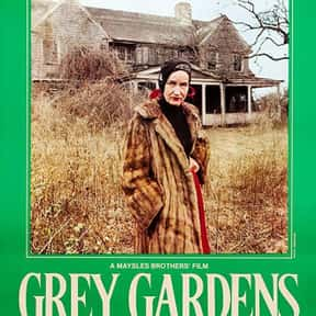 Grey Gardens is listed (or ranked) 3 on the list The 100+ Best Movies Streaming On The Criterion Channel